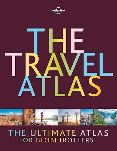 The Travel Atlas Aa.Vv