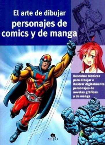 El Arte De Dibujar Personajes De Comics Y De Manga Jeannie Berry