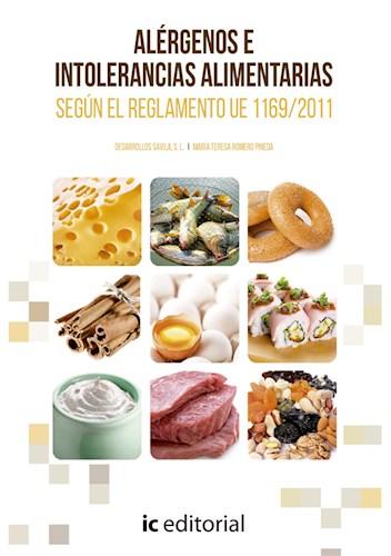 Alergenos E Intolerancias Alimentarias Segun El Romero Pineda Maria Teresa