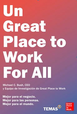 Un Great Place To Work For All. Bush Michael