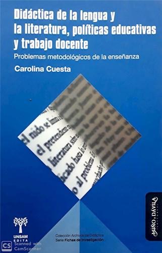 Didactica De La Lengua Y La Literatura, Politica Cuesta Carolina