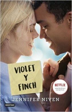 Violet & Finch Niven Jennifer