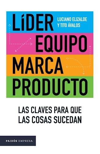 Lider , Equipo , Marca , Producto Avalos Tito