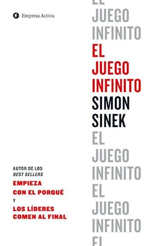 El Juego Infinito Sinek Simon
