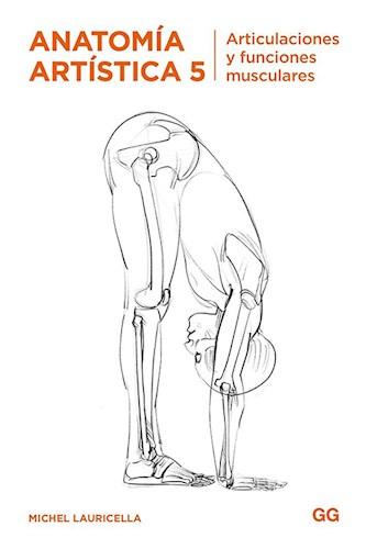 Anatomia Artistica 5 Lauricella Michel