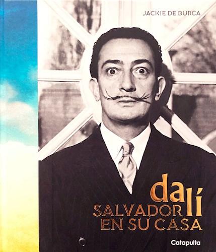 Salvador Dali En Su Casa De Burca Jackie
