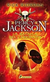 4. La Batalla Del Laberinto ( Percy Jackson Y Los Dioses Del Olimpo ) Riordan Rick