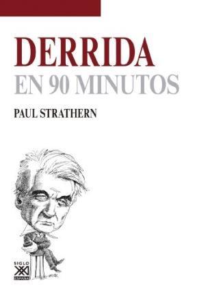 Derrida En 90 Minutos Strathern Paul