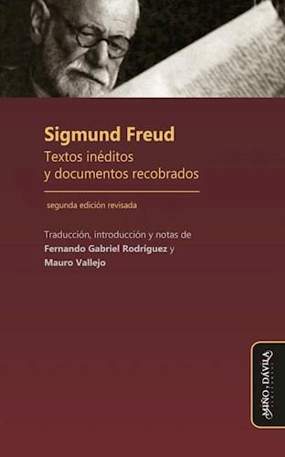 Sigmund Freud. Textos Ineditos Y Documentos Recob Freud Sigmund,
