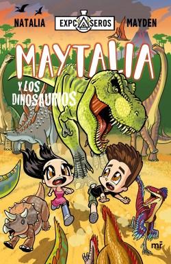 Maytalia Y Los Dinosaurios Natalia Y Mayden