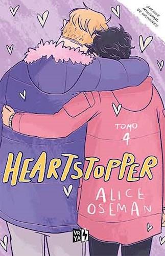 Heartstopper 4 Oseman Alice